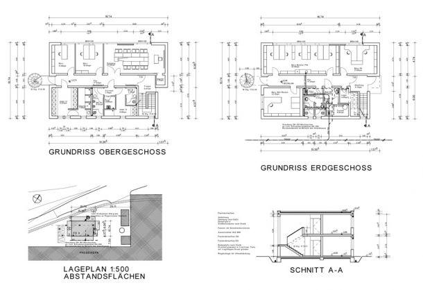 bauantrag zeichenb ro heike weber cad bauantrag werkplan saarland. Black Bedroom Furniture Sets. Home Design Ideas